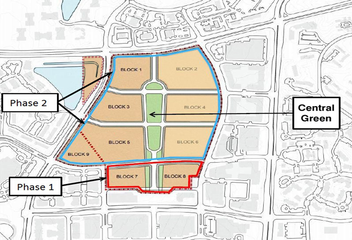 Reston Town Center's Northward Expansion Could Hit Title Roadblock