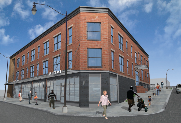 Douglas Plans Apartment And Retail Project Near Booming H Street Corridor