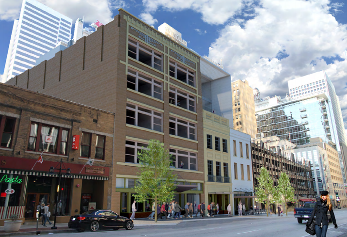 Eight Projects Changing Elm Street