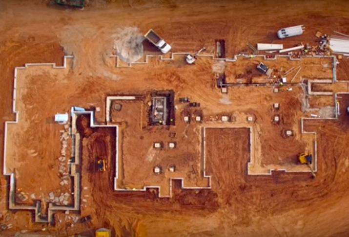 Inland Empire industrial development from Allen Matkins / UCLA Anderson Forecast video