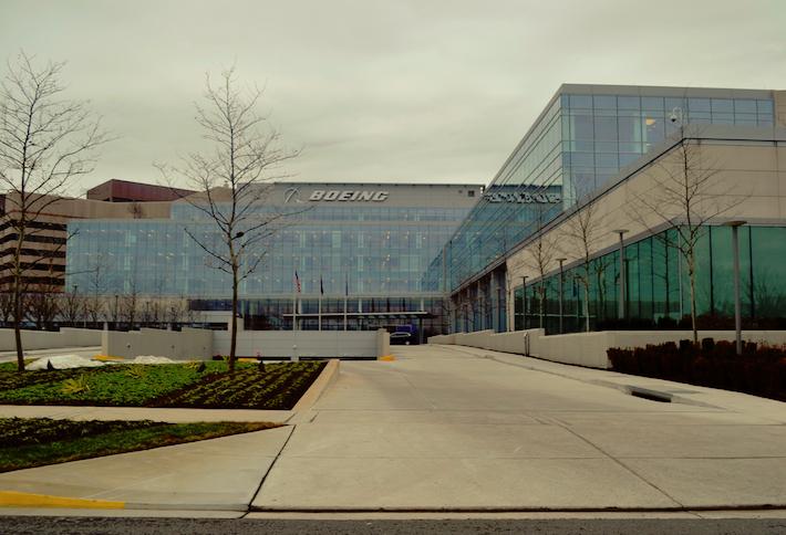 Exclusive Tour: Inside Boeing's Arlington Headquarters