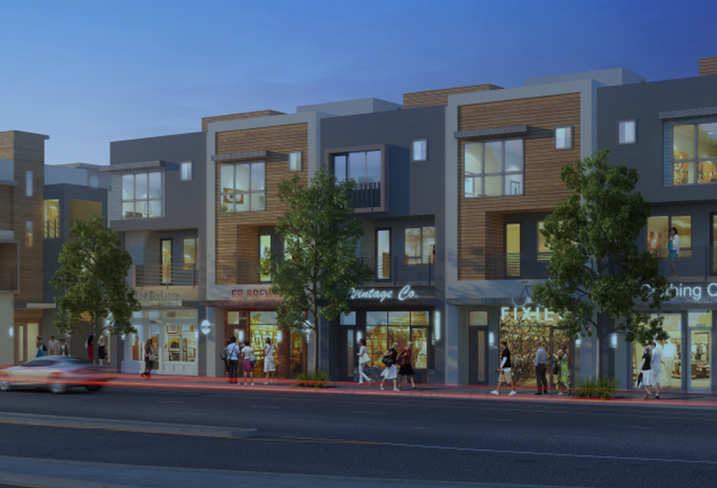New Mixed-Use Project Breaks Ground In Eagle Rock