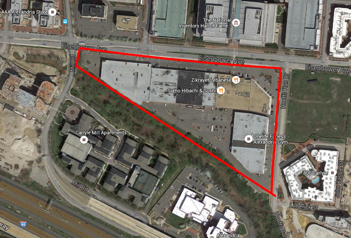 Bisnow Scoop: Perseus Realty Buys 13.5 Acres For Future Development In Alexandria