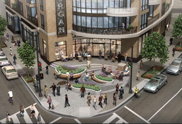 PN Hoffman Plans Redevelopment Of SunTrust Plaza In Adams Morgan
