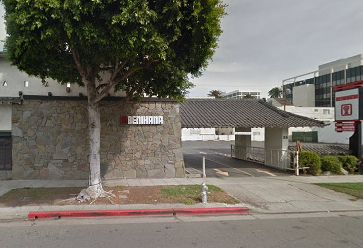 Behind The Deal Benihana Restaurant In Beverly Hills Sells