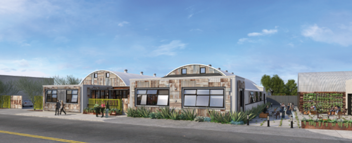 Playa Vista Vintage Buildings Will Now House Offices