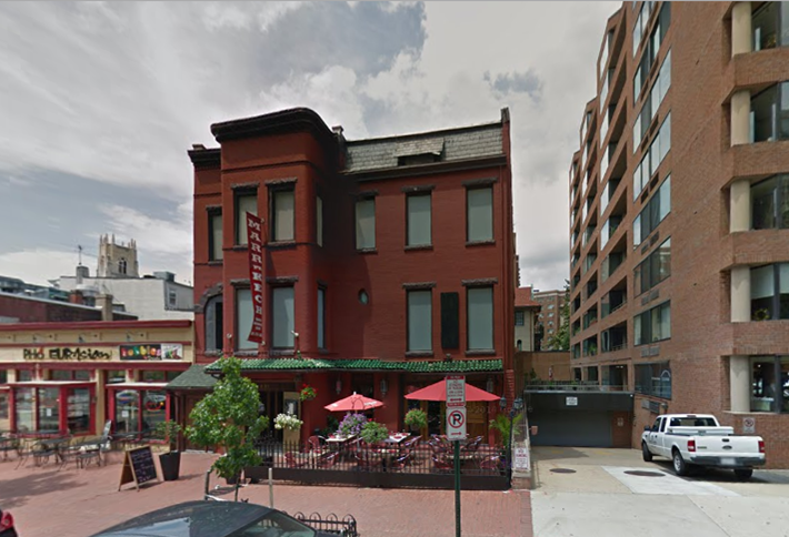 Valor Development Planning Five-Story Mixed-Use In Dupont Circle