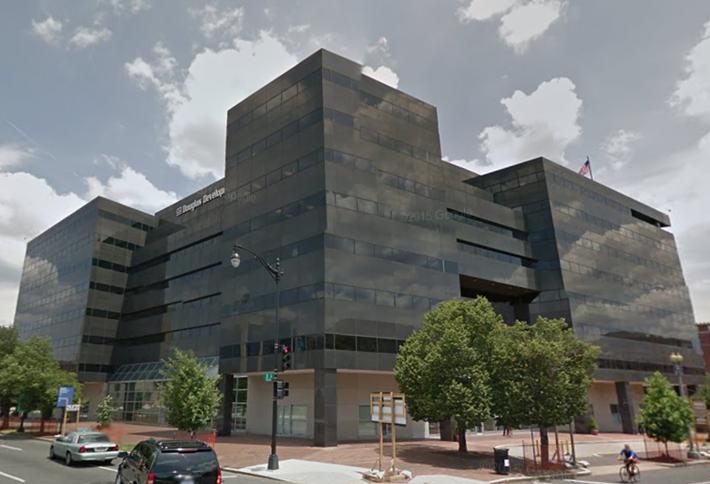 Douglas Development Files Plans To Overhaul Massachusetts Ave Office Building
