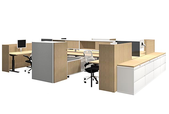 Corporate Environments workstation 191 Peachtree Metro Atlanta Chamber of Commerce