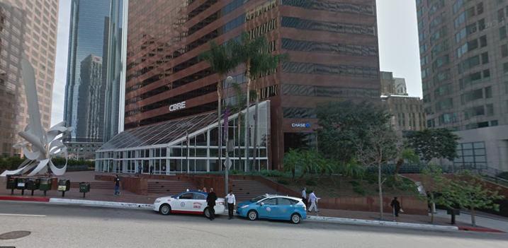 CBRE Sells Downtown LA HQ For $330M