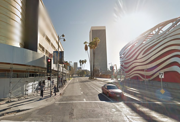 Academy of Motion Picture Arts and Sciences, LA