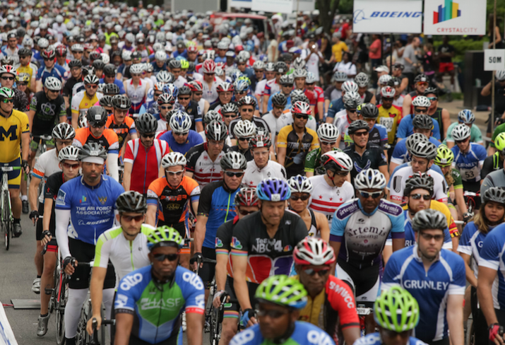 Crystal City Annual Bike Race