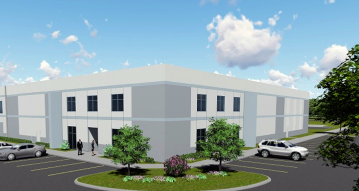 Demand For Industrial Brisk In SW Charlotte