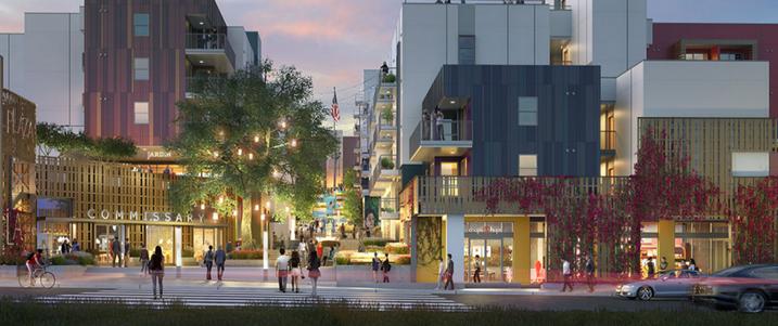 LA Plaza Cultural Village