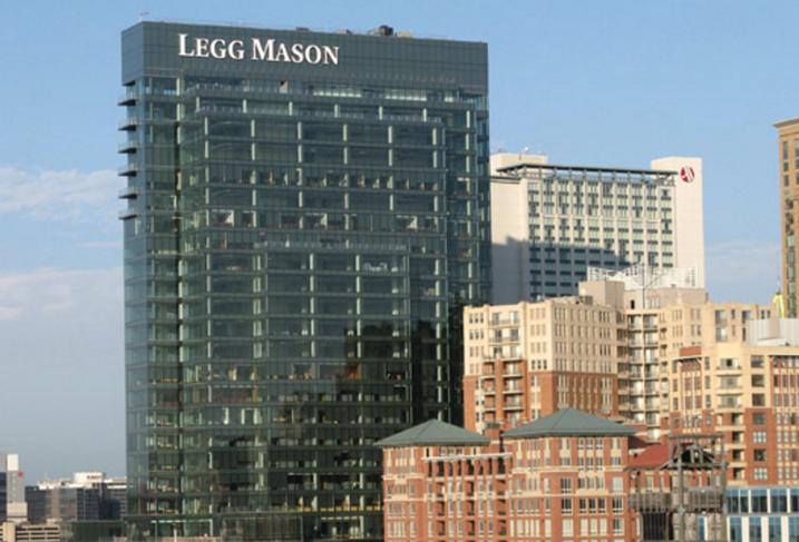 Carey legg mason building