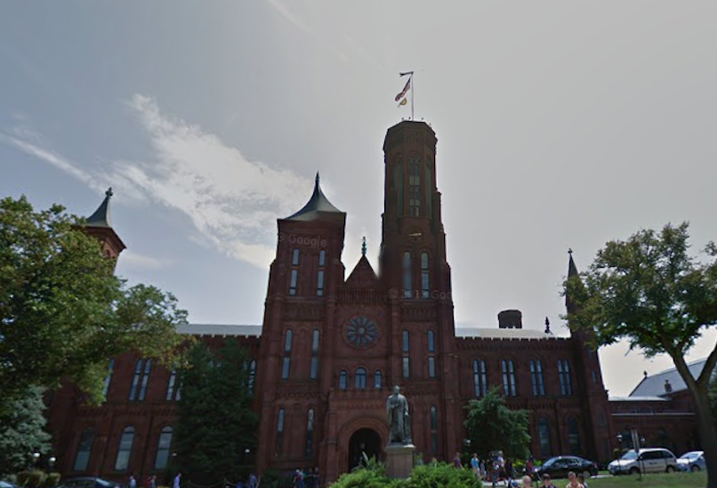 Smithsonian Institute Castle