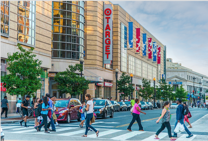 Retail Foot Traffic Trends: The Region's Busiest Streets
