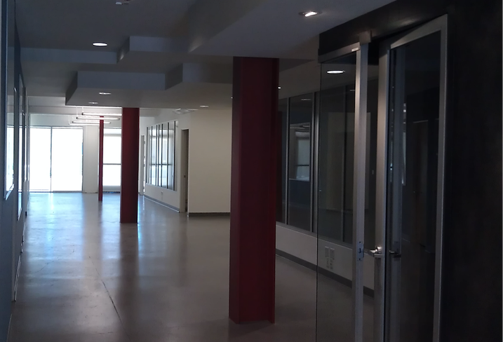 Plentiful Parking, Perks And Proximity To Transit At Westside Creative Office