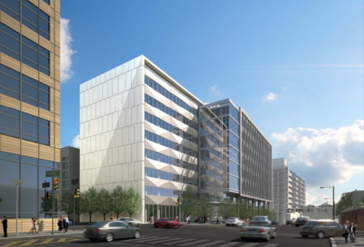 Mixed-Use Tower Approved For Penn Health System On Civic Center Boulevard