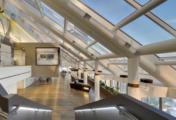 CBRE, Presented With Clear Solution, Engages Campbell Window Film To Tint 11k SF Of Glass