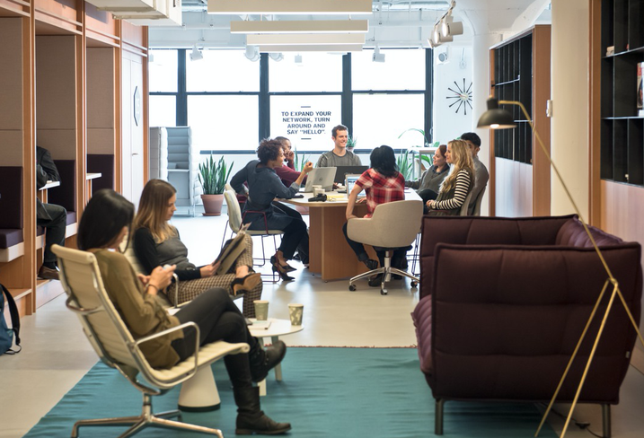 How A European Co-Working Outfit Differentiates Itself In The US