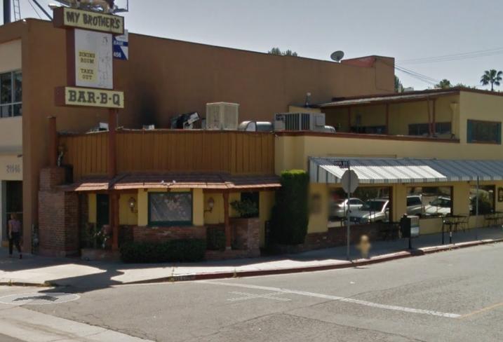 My Brothers Bar-B-Q, LA