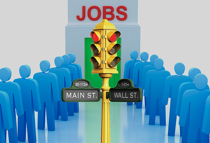Jobs, career, labor market