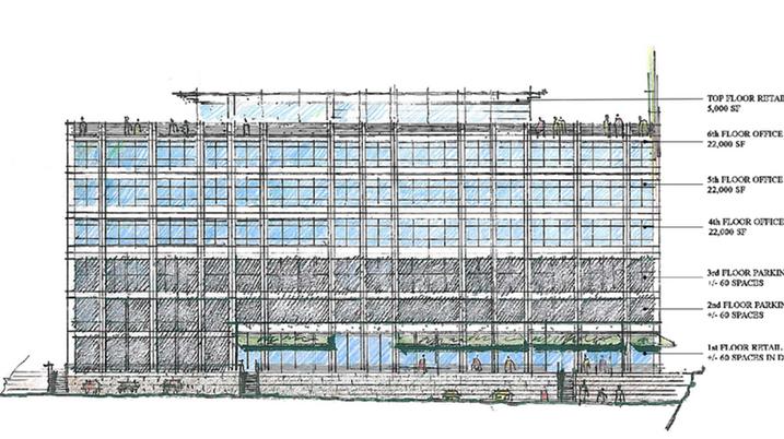 Urban Trends Plans West Charlotte Office/Retail Development