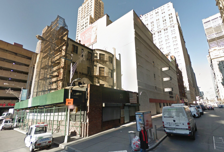 77 Greenwich St Gets Underway With Submitted Plans
