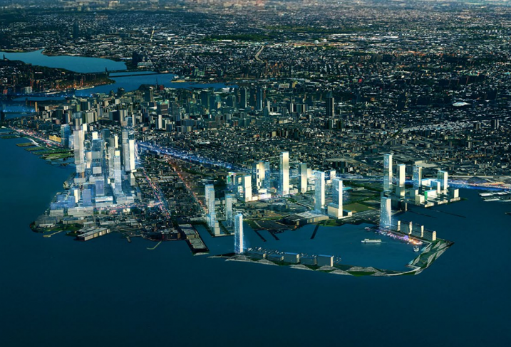 Aecom Releases Plan For Massive Redevelopment Of Red Hook