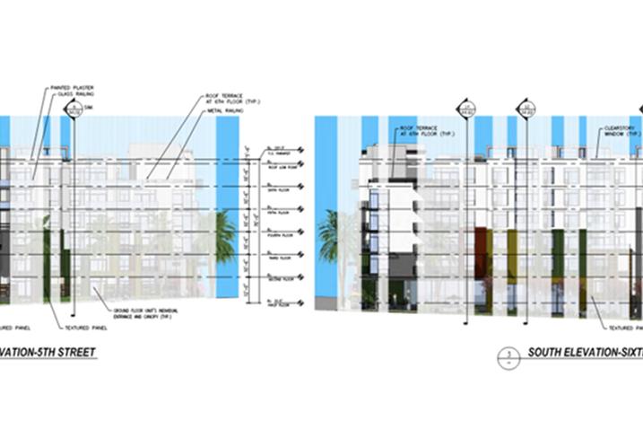 Proposed Development in San Pedro, CA