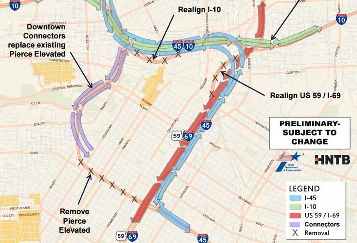 North Houston Highway Improvement Project
