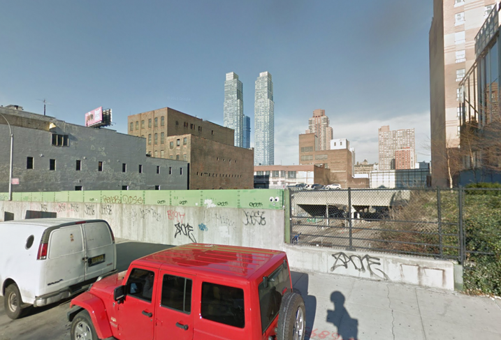 Four Years After Buying Site, Chetrit Group Starts Development On A Hotel/Residential Tower