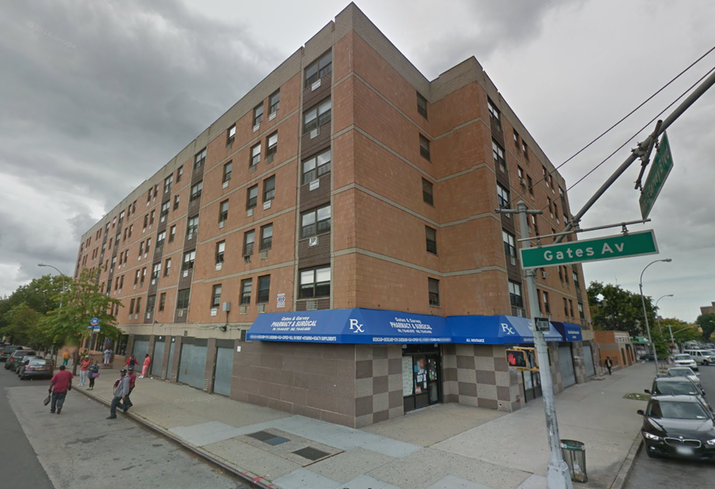 112-Unit Apartment Building Coming To 645 Gates Ave
