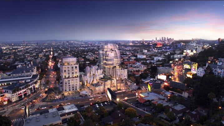 Sunset Strip Project