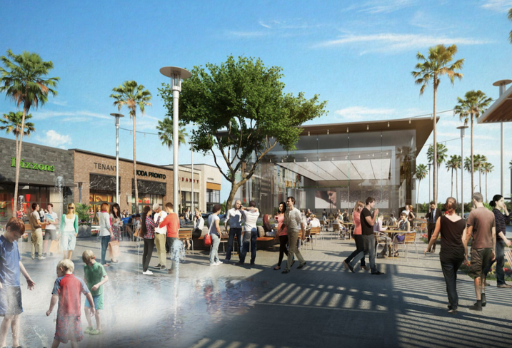 Mixed-Use Dania Pointe Development Nears Construction Start