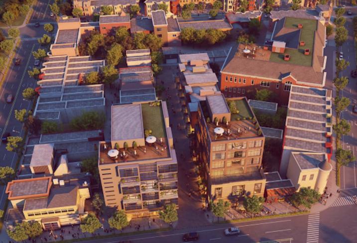 Grimke School redevelopment