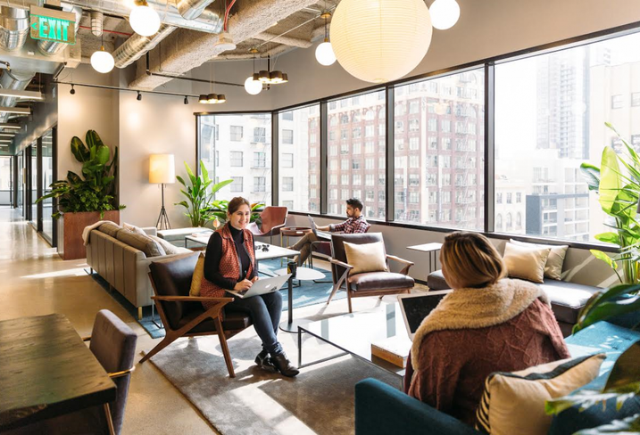 Co-Working Is Changing The Face Of Office Around The World