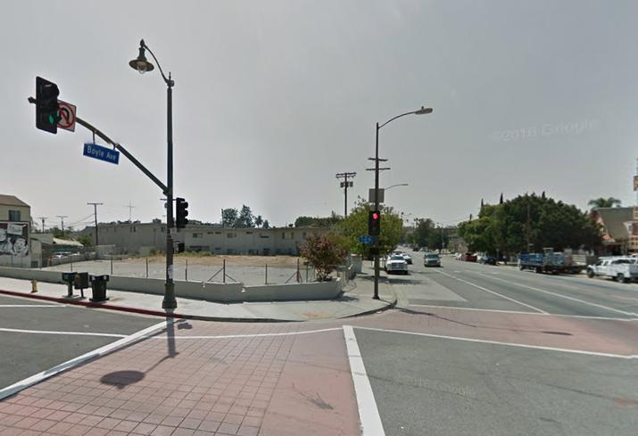 110 S. Boyle Ave, LA
