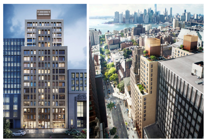 Jonathan Rose Cos And BedRock Real Estate Services Land $144M In Financing, Will Start Development On Brooklyn Heights Rental Project