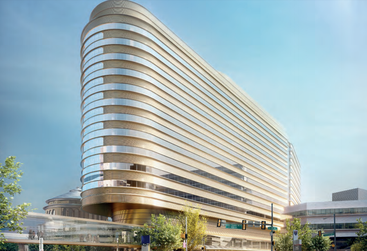 New Penn Patient Pavilion Clears Civic Design Review