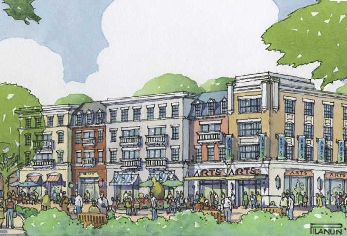 Comstock Herndon development