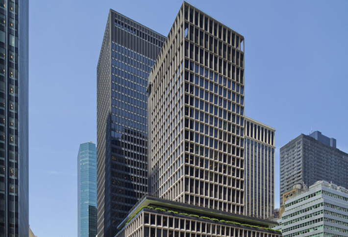 280 Park Avenue in Manhattan