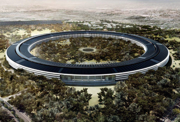 Apple Campus 2 in Cupertino