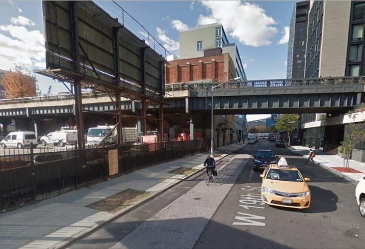 Highline Condo Project Will Straddle The Highline