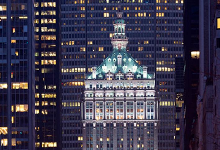 230 Park Avenue, the Helmsley Building