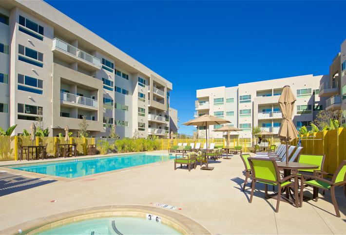 Newly Built Santee Apartment Community Fetches $56.6M