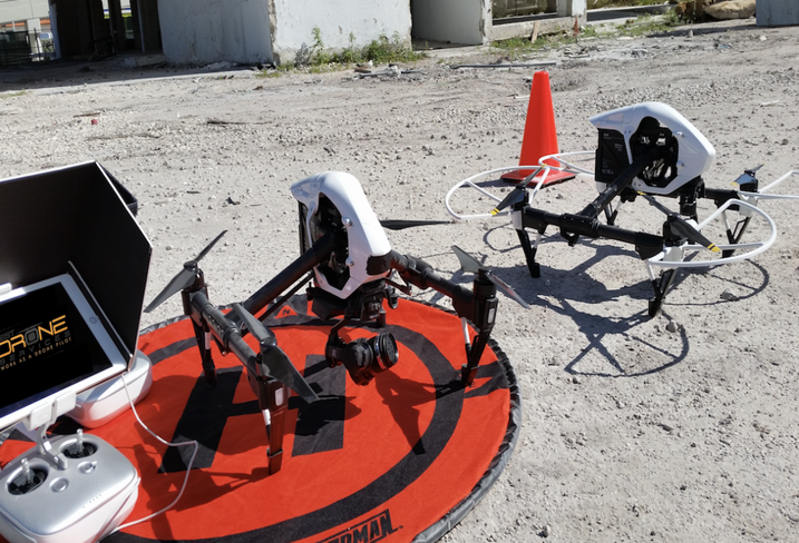 Drones Do Due Diligence