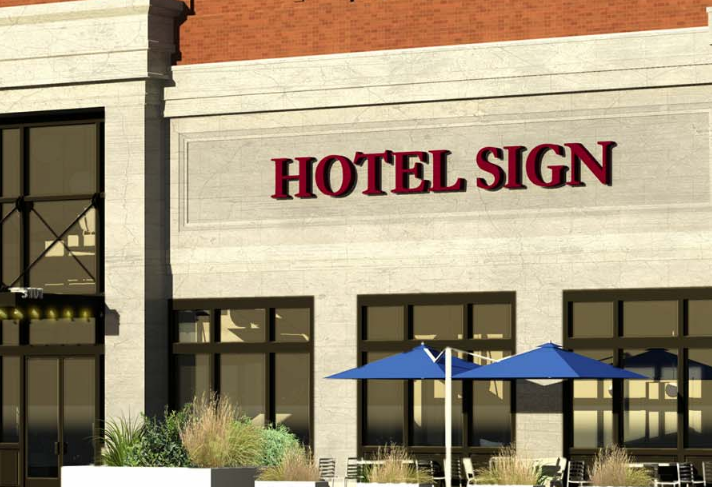 Proposed Hotel Near USC