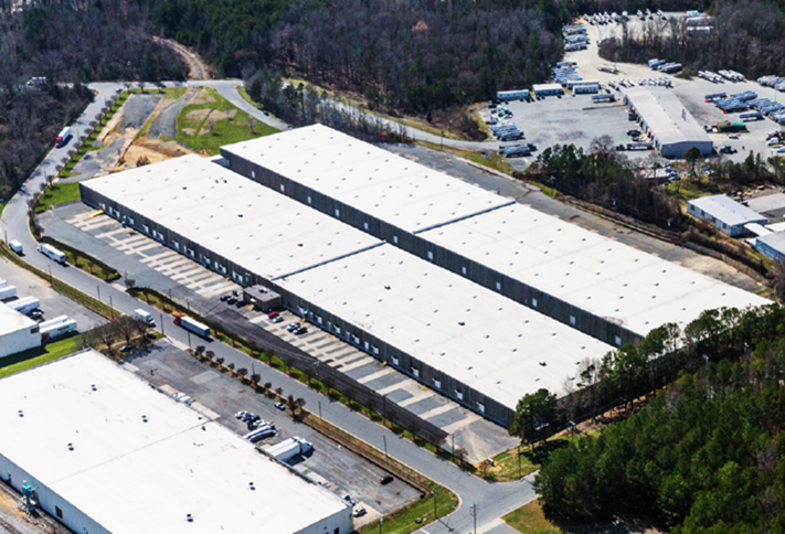 The Last Mile Is Driving Charlotte Industrial
